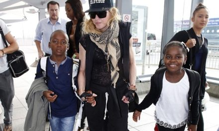 Madonna'ya Afrika'dan evlatlık müjdesi…