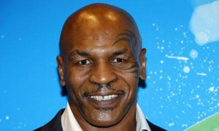 Mike Tyson rapçi oldu