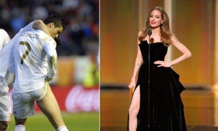 Angelina Jolie ve Cristiano Ronaldo Türk dizisinde