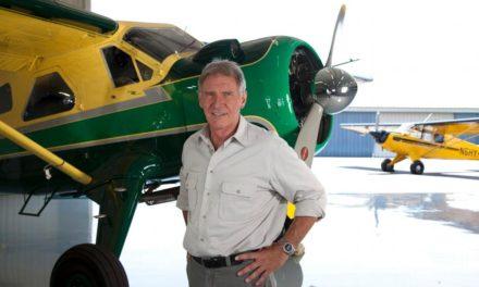 Harrison Ford yine uçak kazası geçirdi