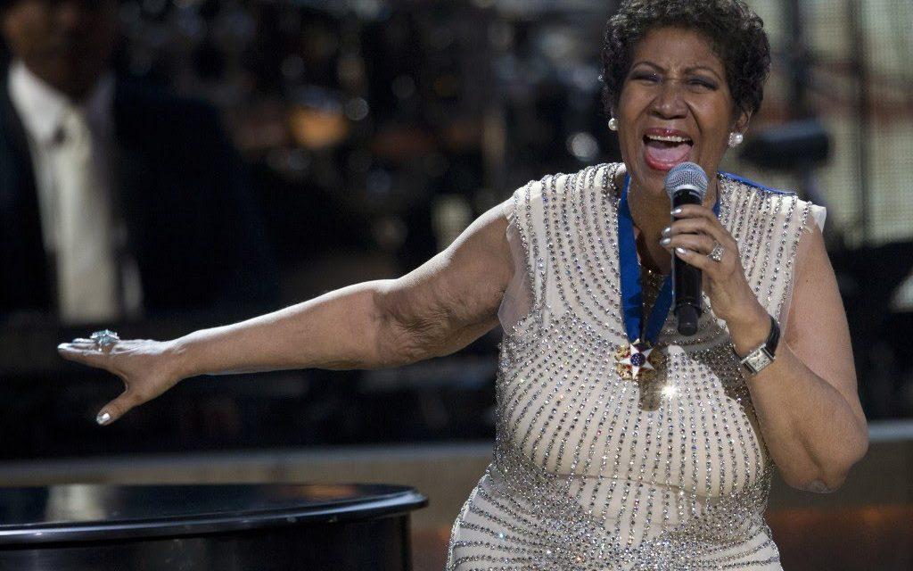 Aretha Franklin müziğe veda ediyor