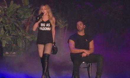 Madonna ve Drake hakkında aşk iddiası