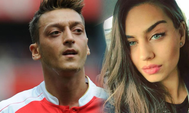 Mesut Özil ve Amine Gülşe birlikte yaşıyor