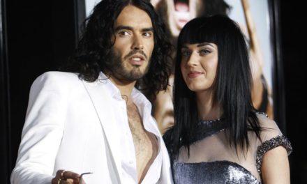 Russell Brand Katy Perry'yi hala seviyor