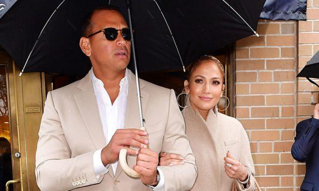 Jennifer Lopez ve Alex Rodriguez evleniyor