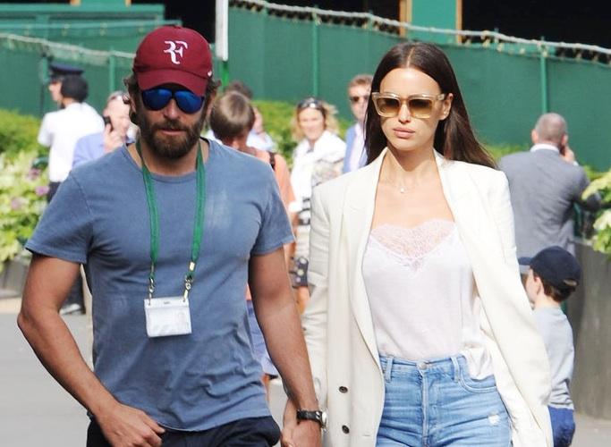 Irina Shayk ve Bradley Cooper'ın bebeği oldu