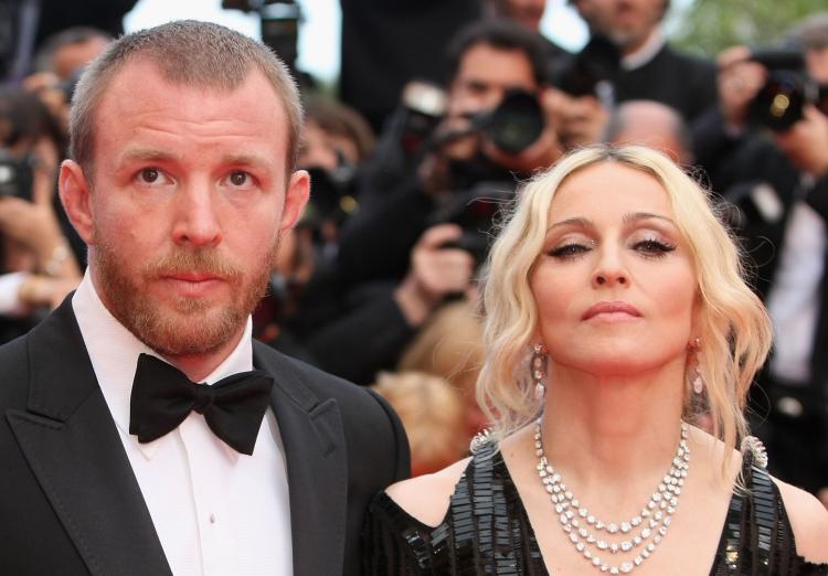 Guy Ritchie Madonna'yı unutamadı!