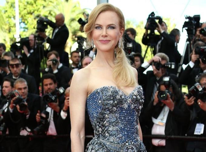 Nicole Kidman Bodrum'a bayıldı