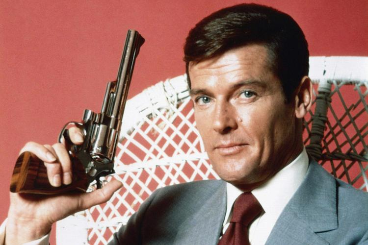 James Bond'lar Roger Moore'u unutmadı