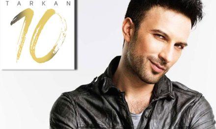 Tarkan'ın '10' albümü yayınlandı