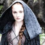 Sansa Stark cinselliği 'Game of Thrones'ta öğrendi!