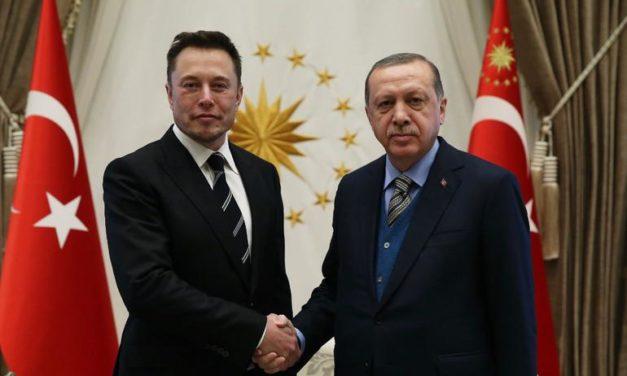 Türkiye Elon Musk ile uzaya gidecek