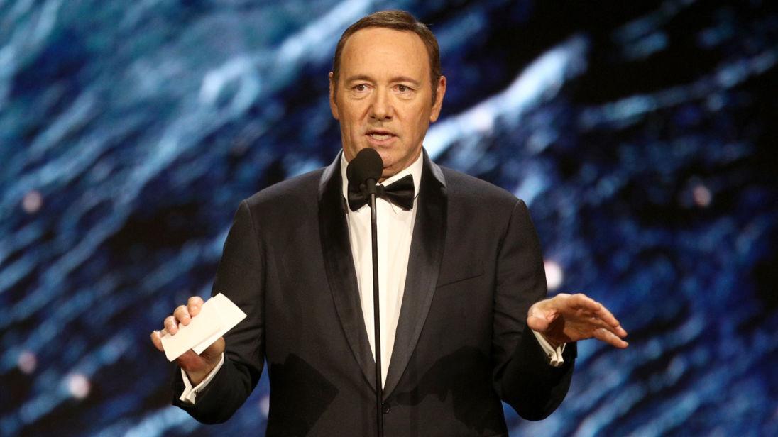Kevin Spacey'e şok üstüne şok!