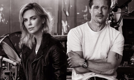 Brad Pitt ve Charlize Theron aşk mı yaşıyor?
