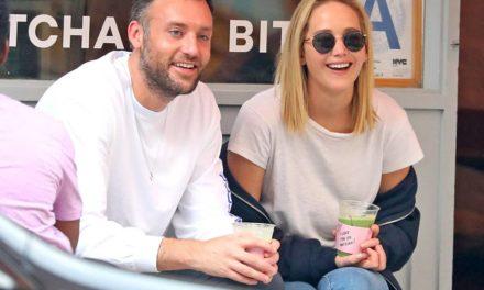 Jennifer Lawrence ve Cooke Maroney evleniyor