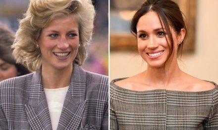 'Meghan Markle'ın sonu Prenses Diana gibi olabilir'