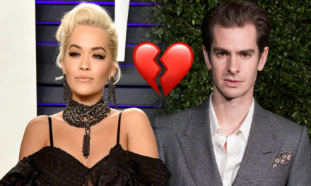 Rita Ora ve Andrew Garfield ayrıldı